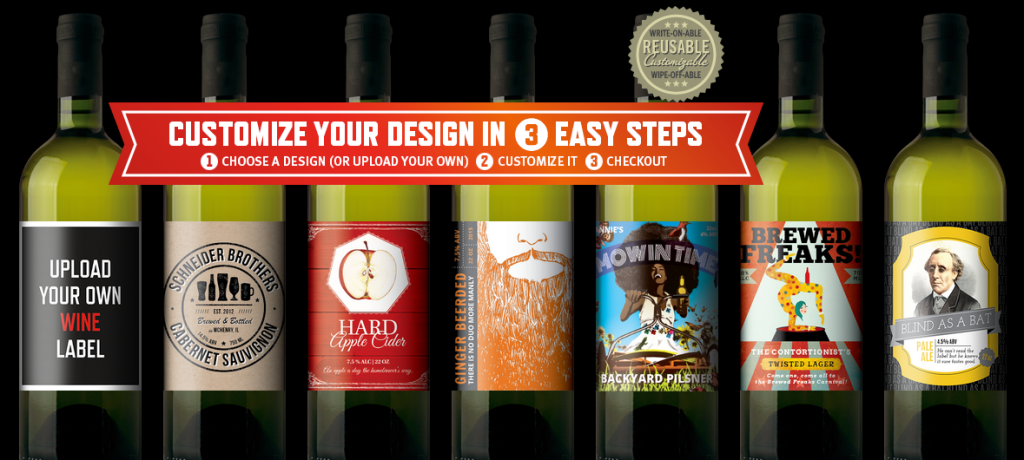 GrogTag Wine Labels