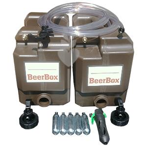 Complete BeerBox Kit