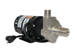 Center Inlet Chugger Pump