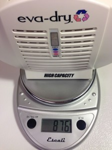 Eva Dry Kegerator Condensation