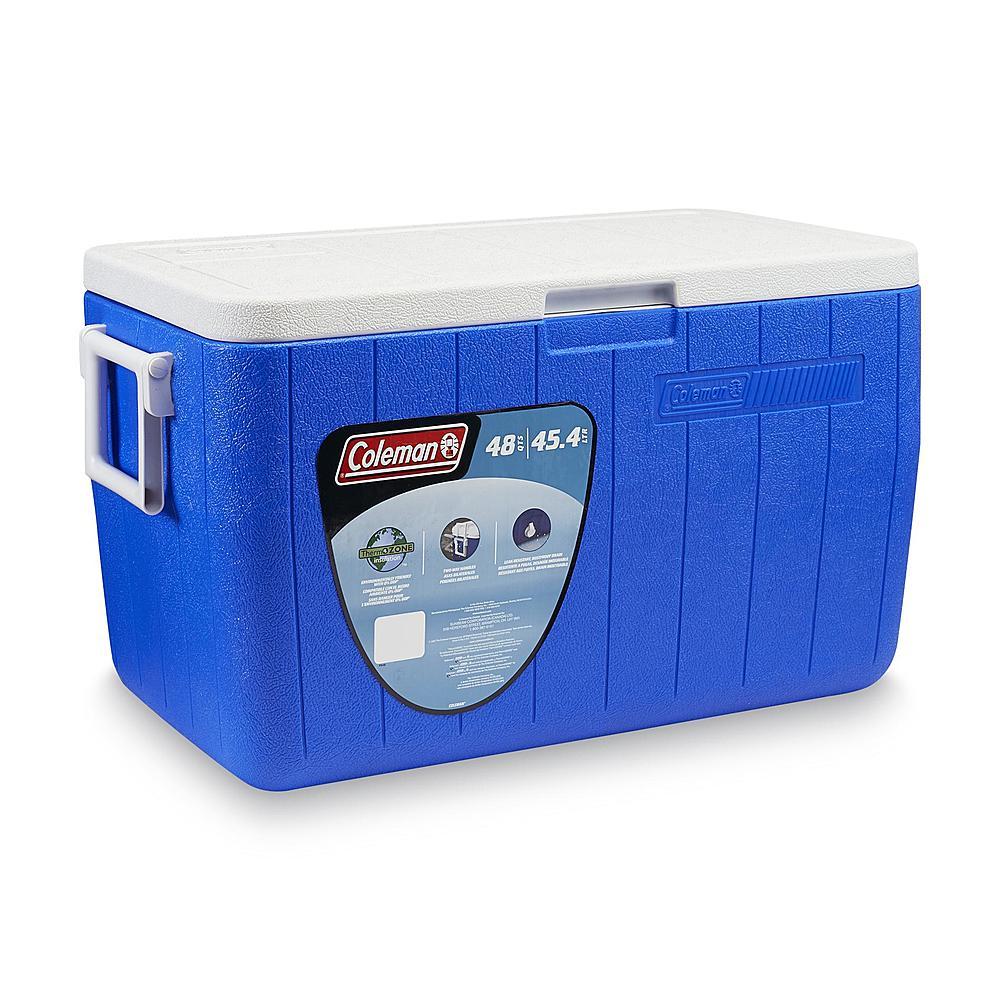 Coleman 48-Quart Chest Cooler
