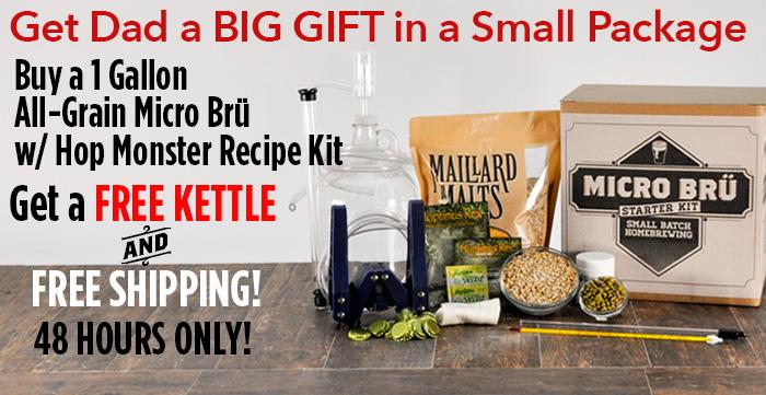 Micro Bru All Grain Starter Kit