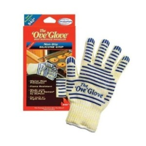 The Oven Glove - Hot Surface Handler