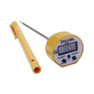 Taylor Commercial Waterproof Digital Thermometer