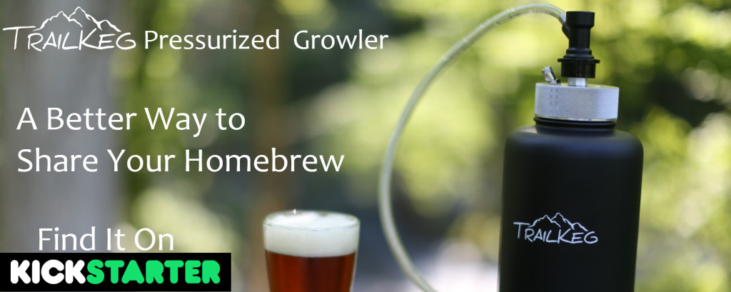 TrailKeg Growler