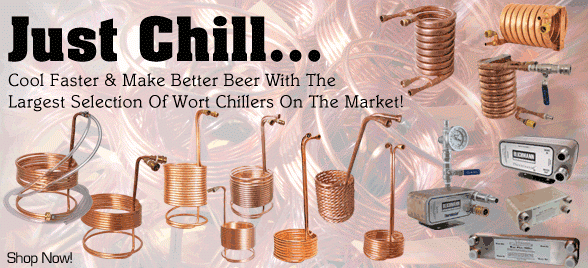 Homebrew Wort Chillers