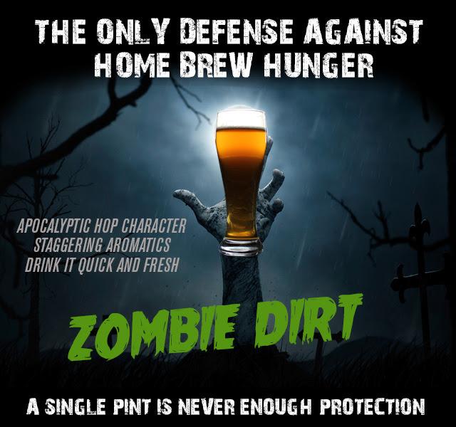 Zombie Dirt Homebrew Recipe