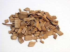 Light Oak Chips - 1 lb.