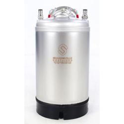 NEW 3 Gallon Ball Lock Corny Keg - Single Handle