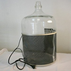 Homebrew Fermentation Heater Carboy