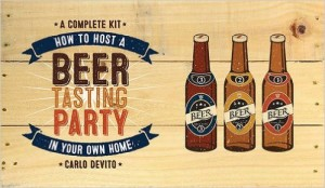 How To Host a Beer Tasting Party In Your Own Home: A Complete Kit