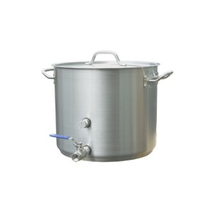 8 Gallon Stainless Brew Kettle - Heavy Duty BE308