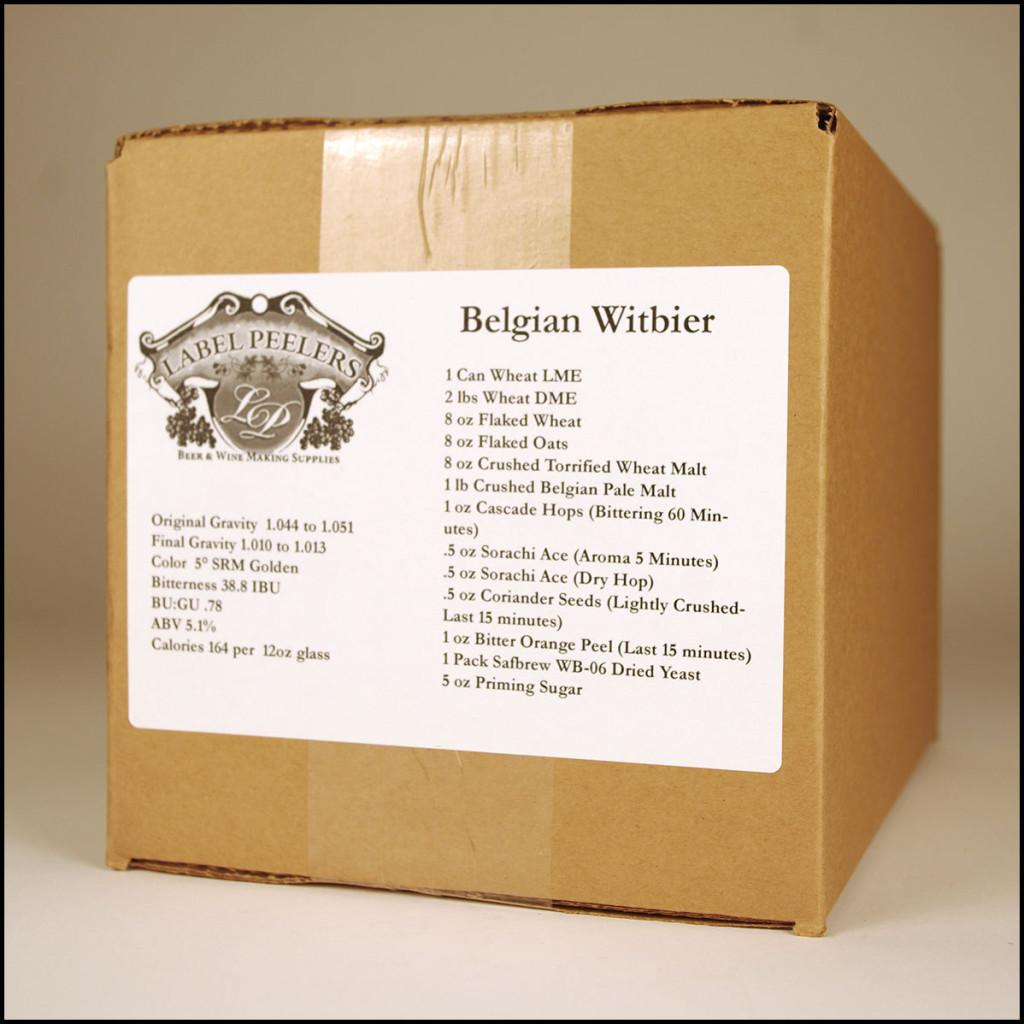 Belgian Witbier Beer Kit