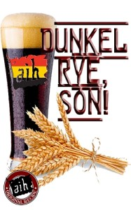Dunkel Rye, Son! Recipe Kit - Includes Wyeast Home