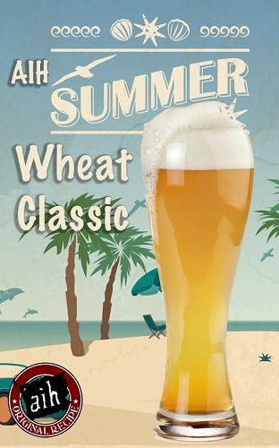 AIH Summer Wheat Beer Kit