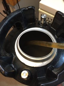Homebrew keg review