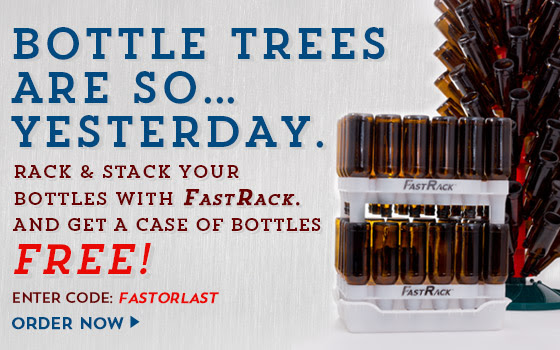 Free Bottles with FastRackPurchase