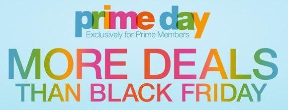 Amazon Prime Day July 15