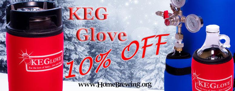 KegLove Insulation Sleeves on Sale
