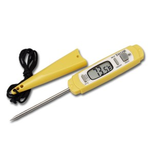 Taylor Compact Waterproof Digital Thermometer