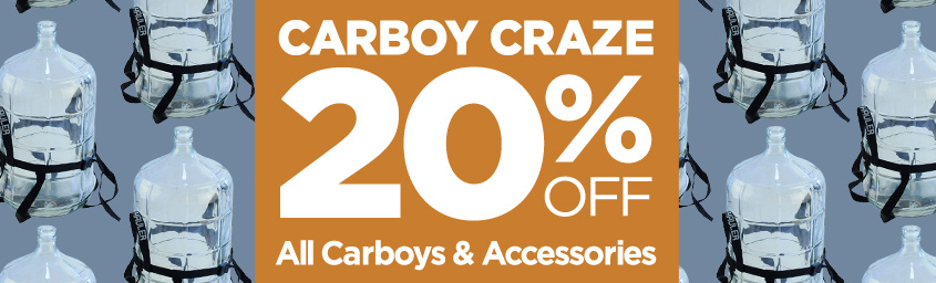 carboy sale