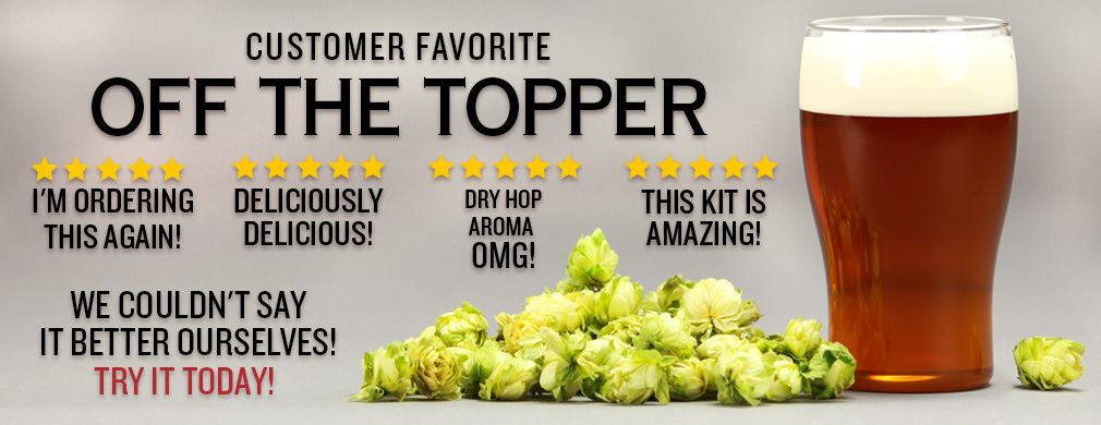 Off the Topper - Heady Topper