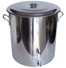 14 Gallon Stainless Brew Kettle