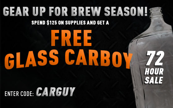 free glass carboy