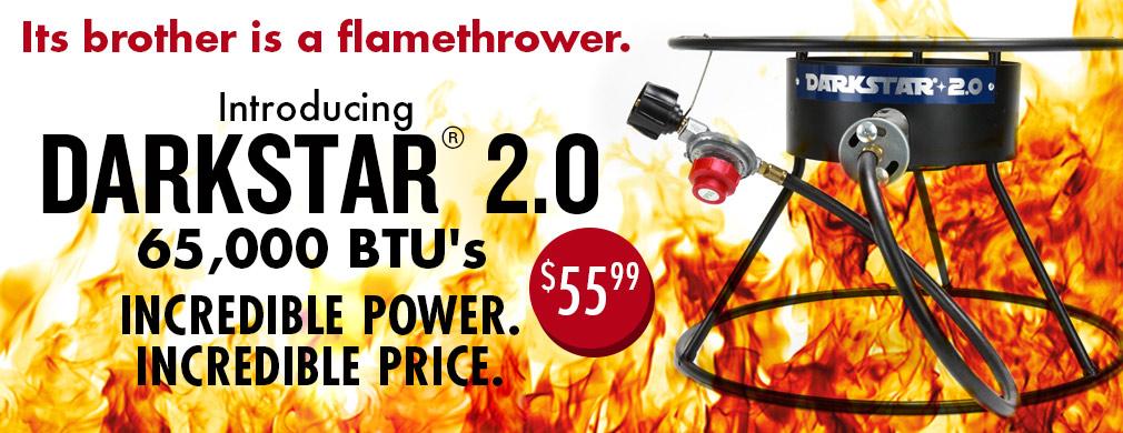 Dark Star® Burner 2.0