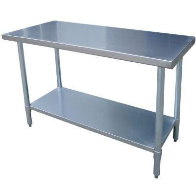 24 in. x 49 in. Stainless Steel Utility Work Table