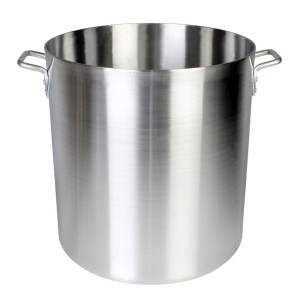 Thunder Group 60 Quart Aluminum Stock Pot