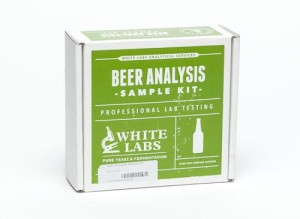 Beer Analysis Sample Kit
