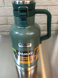 stanley insulated growler review