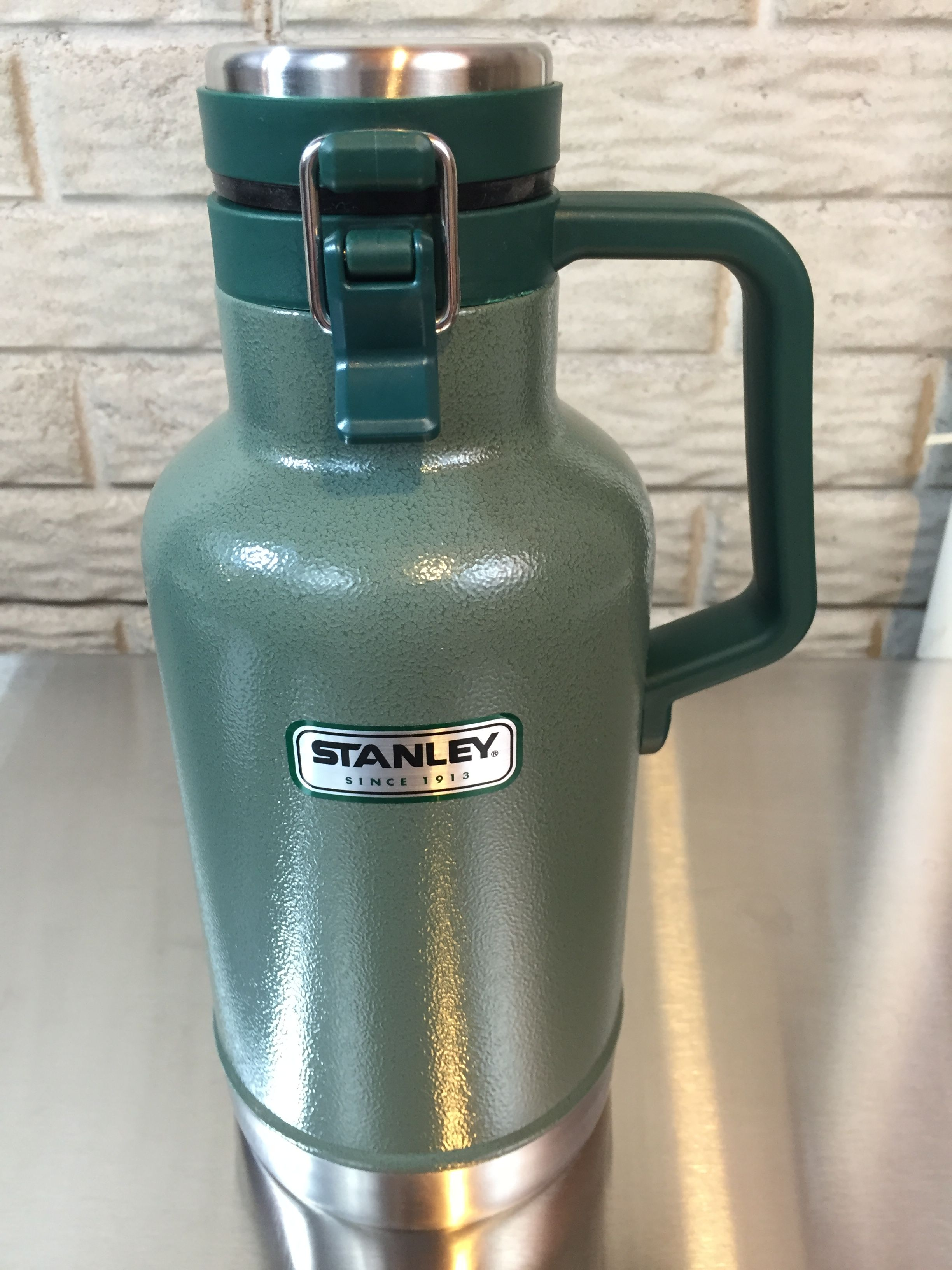 growler cleaning machine