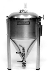 Blichmann Fermenator 27 Gal Conical Fermentor with NPT Fittings
