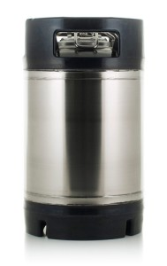 AIH New Double Rubber Handle 2.5 Gal Keg