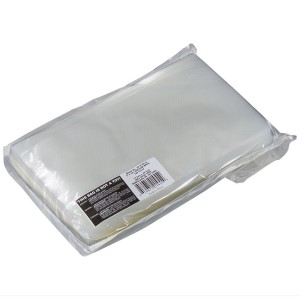 "Weston 6"" x 10"" 3mil Commercial Grade Vacuum Seal Bags - 100 count"