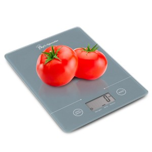 Chef's Necessities Digital Kitchen Food Scale for Measuring Ingredients Weight Watcher's and Dieting