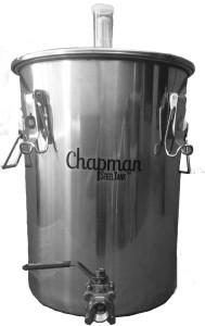 7 Gallon Stainless Steel Fermenter