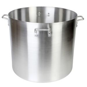 Thunder Group 160 Quart Aluminum Stock Pot