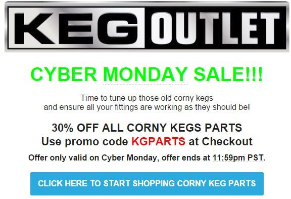 The keg discount coupons