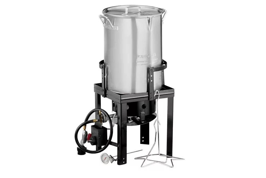 Bass Pro Shops 30-Quart Propane Turkey Fryer