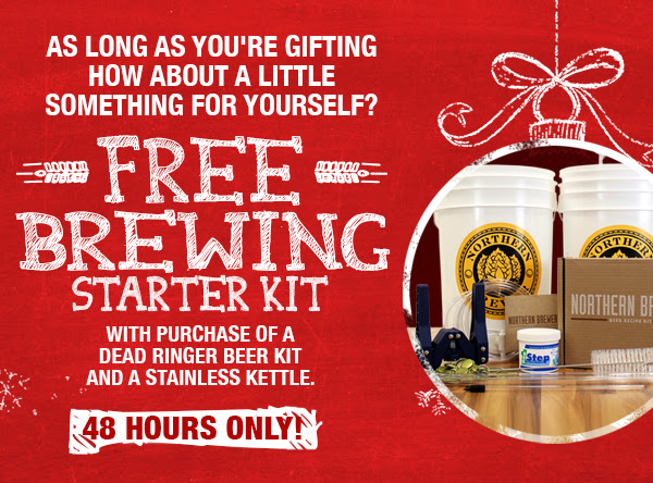 Get a FREE Essential Starter Kit When You Buy a Dead Ringer and Kettle