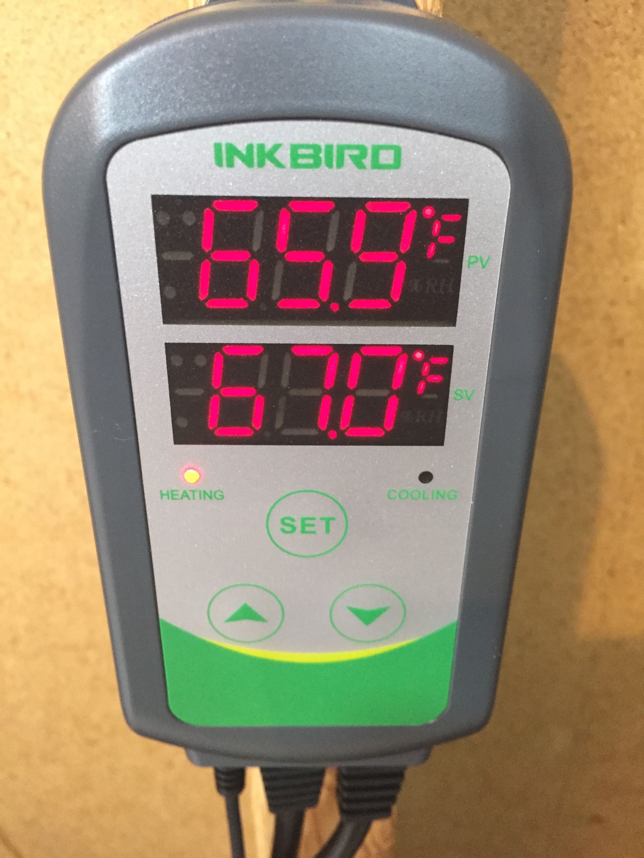 Ge Freezer Fcm7suww Hands On Review Inkbird Itc 308 Dual Stage Temperature Controller