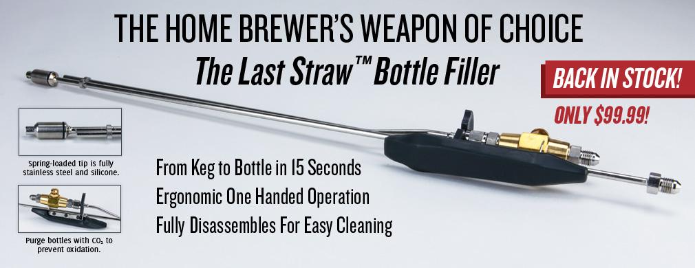 The Last Straw™ Bottle Filler