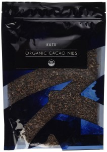 Kazu ® 100% Organic Cacao Nibs: Raw, Unsweetened and Pure, (The Finest Variety of Criollo Porcelena From Peru), 16 oz (1 LBS)