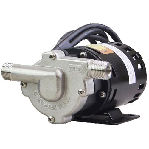 Chugger Pump - Stainless Steel Inline