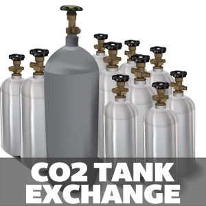 CO2 Tank Exchange