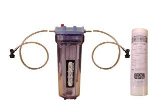 "HomeBrewStuff 10"" Beer Filtration Kit with Ball Lock"