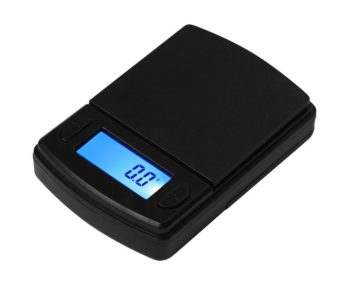 American Weigh Scales Fast Weigh MS Series Precision Digital Pocket Weight Scale, 600G x 0.1G (MS-600-BLK)